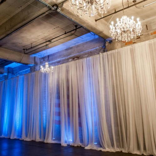 Ceiling Treatments & Draping