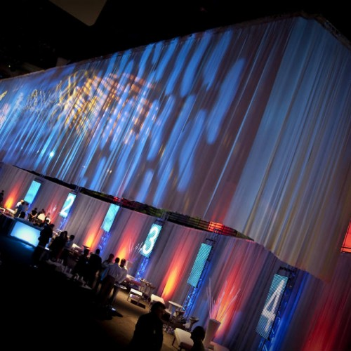 Technical conference - event lighting design