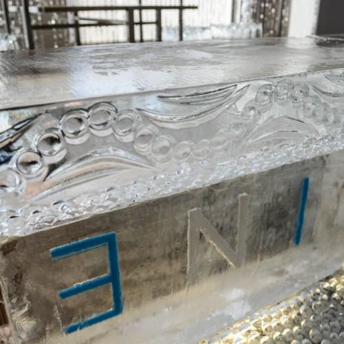 Ice sculpture design