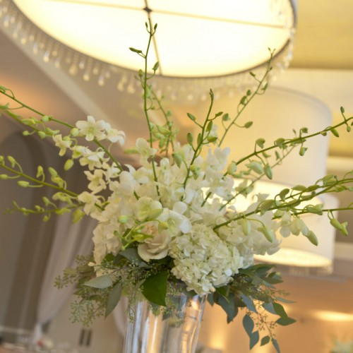 Floral centerpiece design