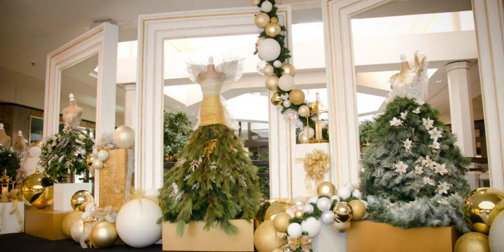 holiday decoration dress