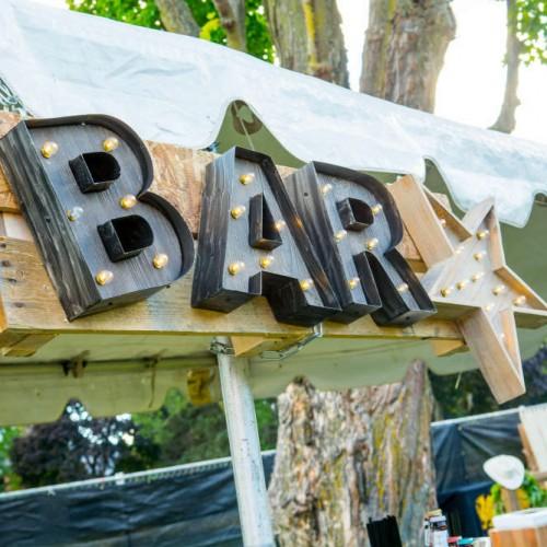 Cambria bar sign