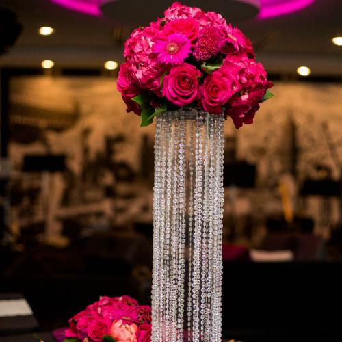 Thomas Urban Elegance tall crystal centerpiece 500