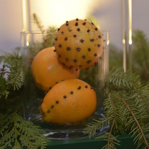 Carlson Holiday 2015 short oranges