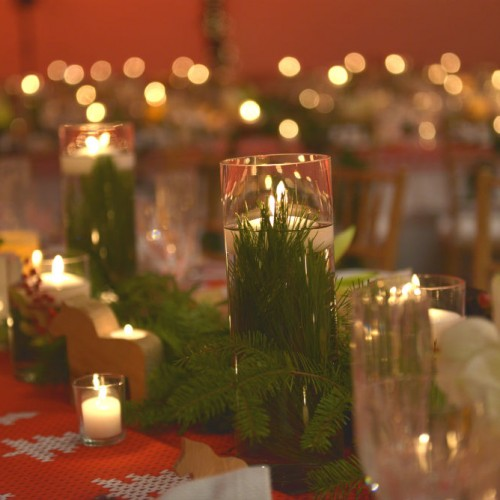 Carlson Holiday 2015 tabletop candles brighter