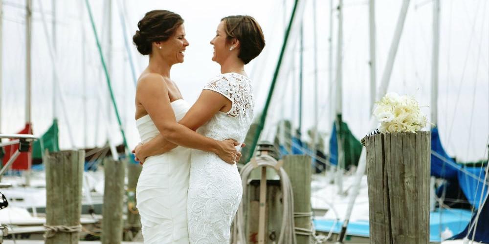 Allen Wedding docks