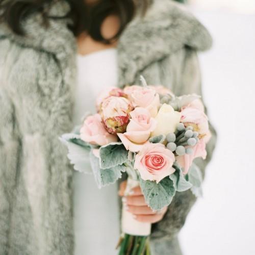Herreid bridal bouquet Wedding