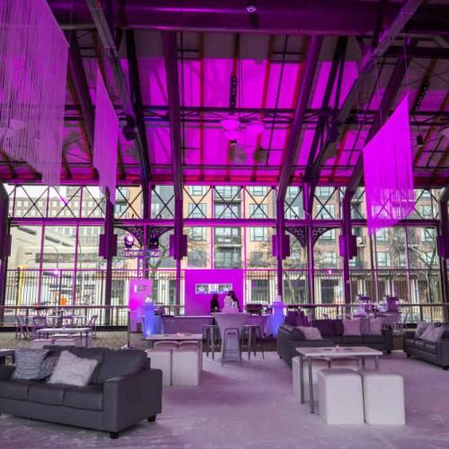 SPS room purple