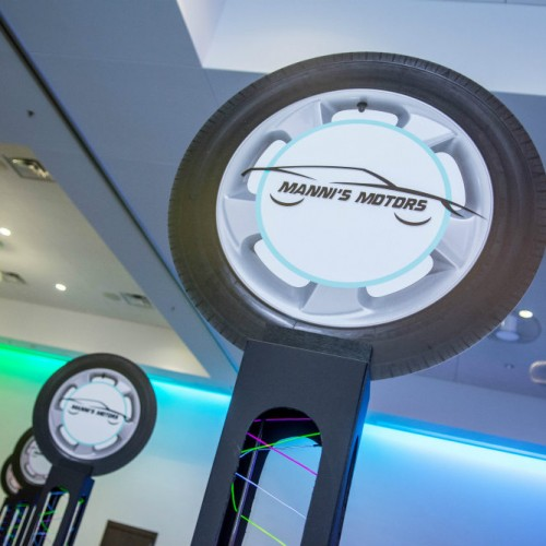 Lulavy Motors wheel