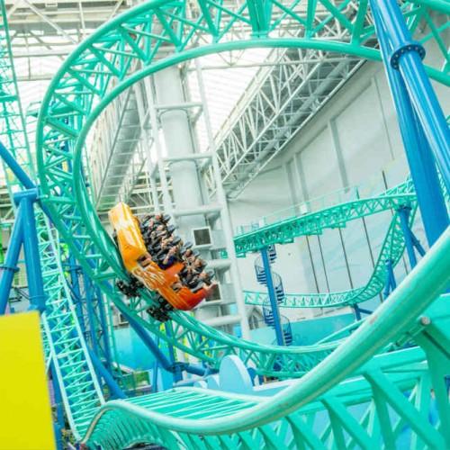 Lulavy Roller Coaster