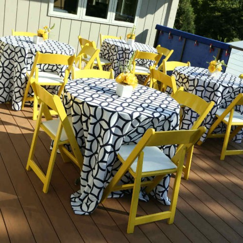 Maddie Jo deck tables