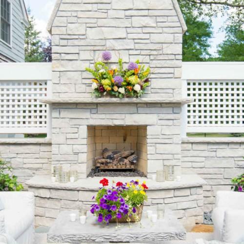 UHG Fireplace