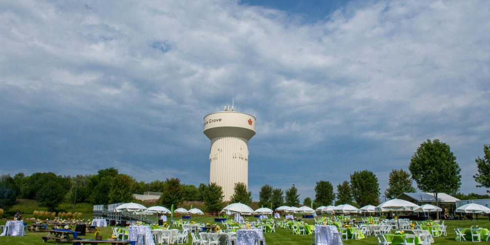 upsher 2016 water tower