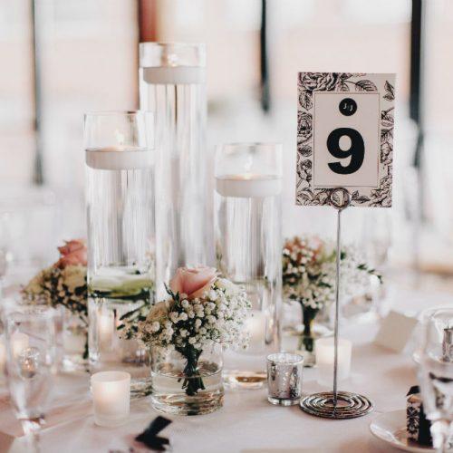van beck table number