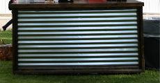 corrugated bar 230-x-120