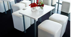 Cube Seat Table 230 x 120