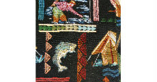 Fish Tapestry 230 x 120