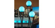 Globe Light Stands 230 x 120