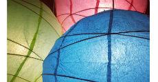 Paper Lanterns 230 x 120