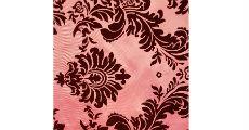 Pink Damask 230 x 120