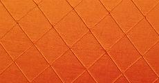 Pintuck Orange 230 x 120