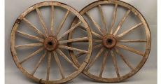 Wagon Wheels 230 x 120