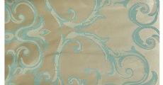 Gold Leaf Scroll 230 x 120