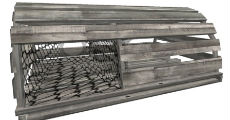 Lobster Cage 230 x 120