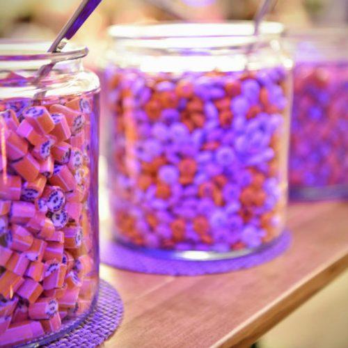 Mashaal Bnai Candy Jars