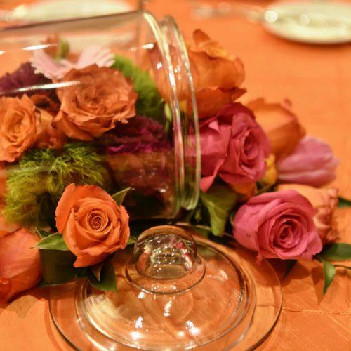 Mashaal Bnai cookie jar flowers