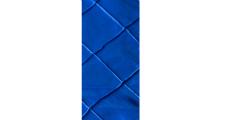 Pintuck Royal Blue 230 x 120
