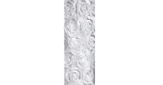 Rosette White 230 x 120