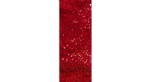Sequin Red 230 x 120