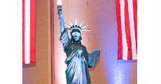 Statue Of Liberty 230 x 120