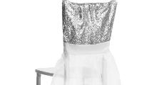 Sparkle Sequin Slip Cover 230 x 120