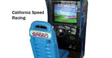 California Speed Racing 230 x 120