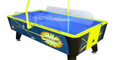 Hot Flash Air Hockey Deluxe 230 x 120