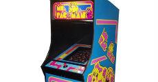 Ms Pac-Man 230 x 120