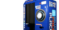 Photo Booth Face Place Deluxe 230 x 120