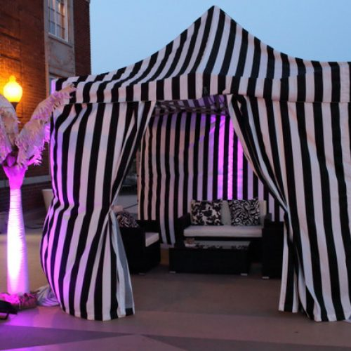 Afremov tent