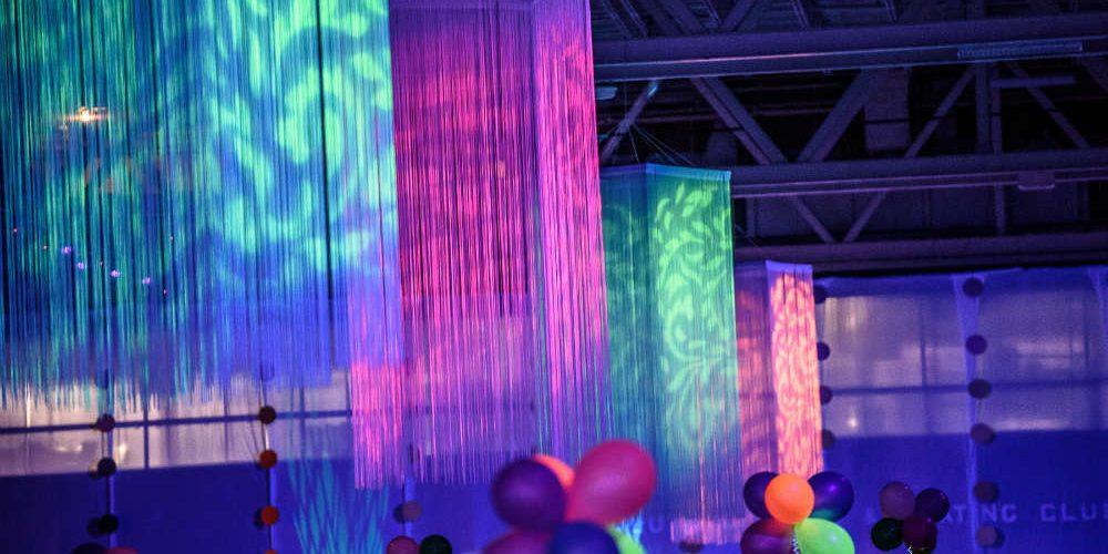Essentia Glow Light Curtains