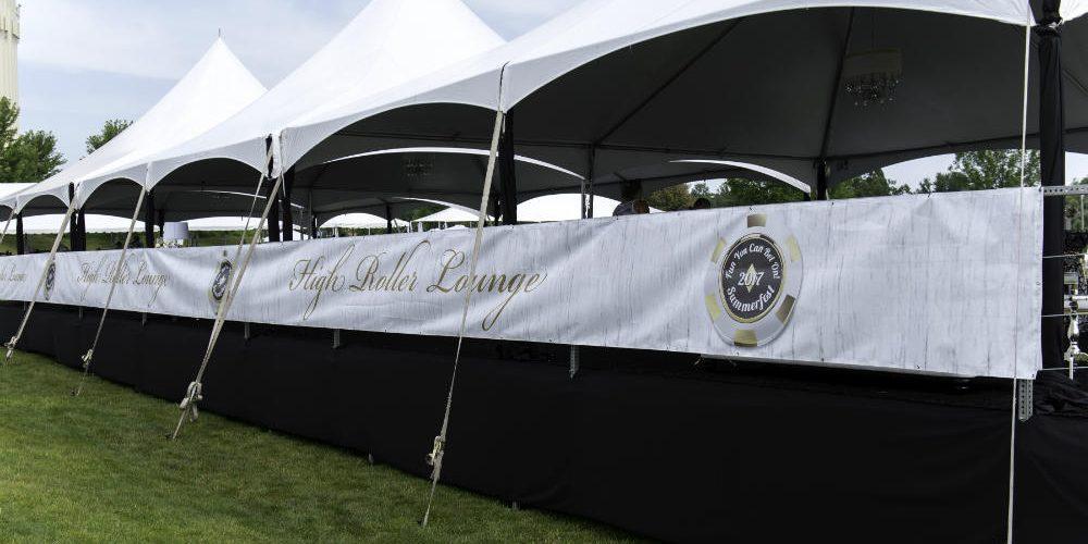 Upsher Casino VIP lounge