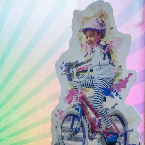 Gillette Bike Graphic 1000