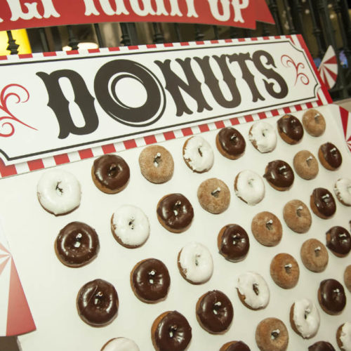 Weisberg Rutman Donut Wall 1000