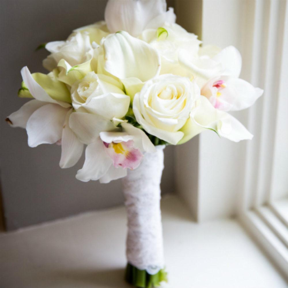 Ewald Vortherms bridal bouquet 500