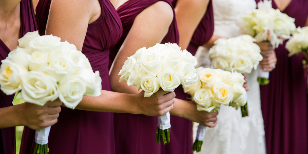 Ewald Vortherms bridesmaids bouquets 1000 x 500