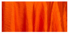 Orange crush taffeta table cloths