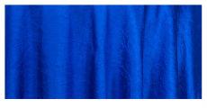 Royal blue crush taffeta