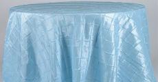 Baby blue pintuck fabric