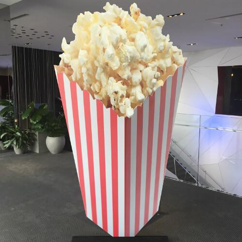 State fair popcorn